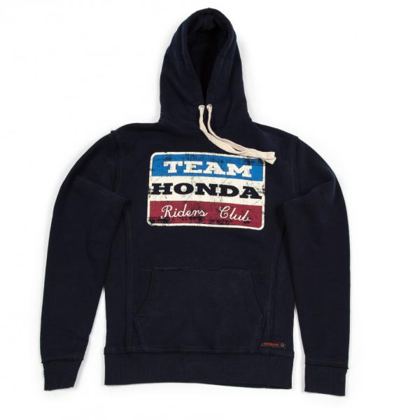 Honda Original VINTAGE HOODY TEAM HONDA