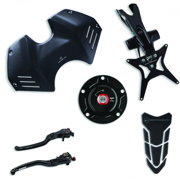 Ducati Original Zubehörpaket Sport Panigale V4