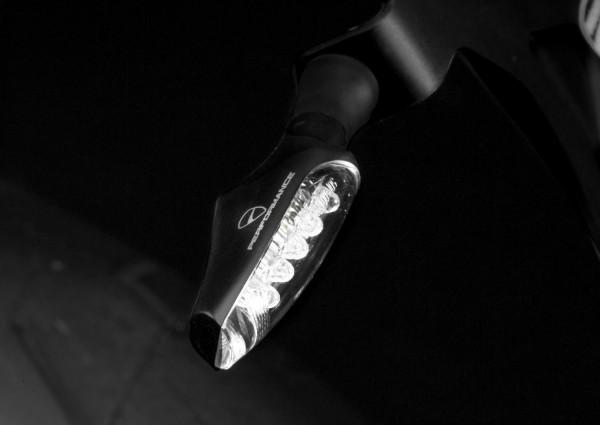 Ducati Original LED-Blinker mit zwei LED-Blinkern