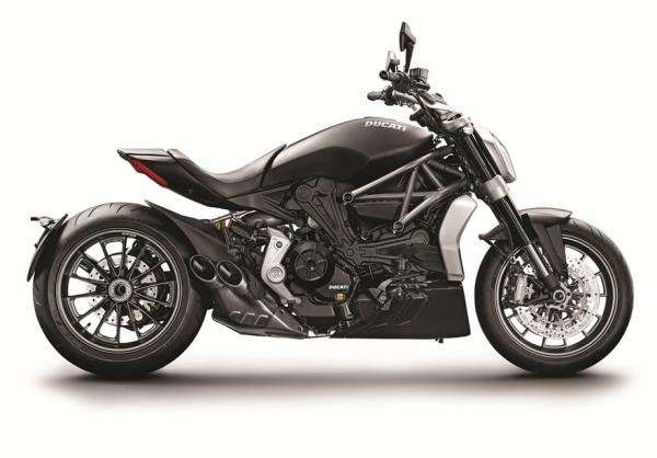 Ducati Original MODELL MOTORRAD XDIAVEL 1:18