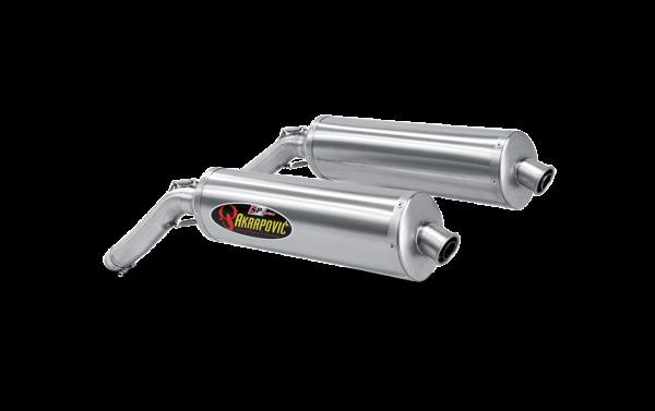 Slip-On Line (Titanium) KLV 1000