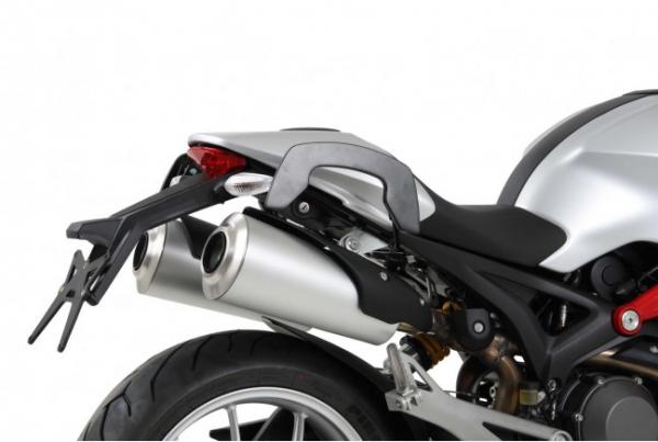 Hepco & Becker C-BOW Seitenträger Softgepäckhalter Ducati Monster 696 / 796 / 1000 / 1100