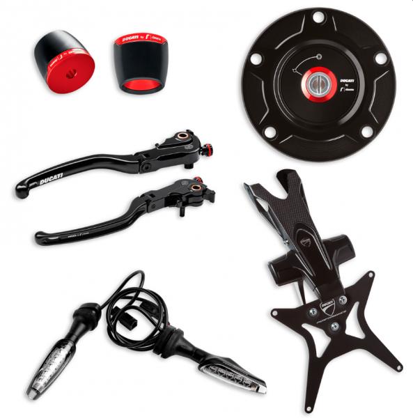 Ducati Zubehörpaket Sport PanigaleV2/4/Streetfighter