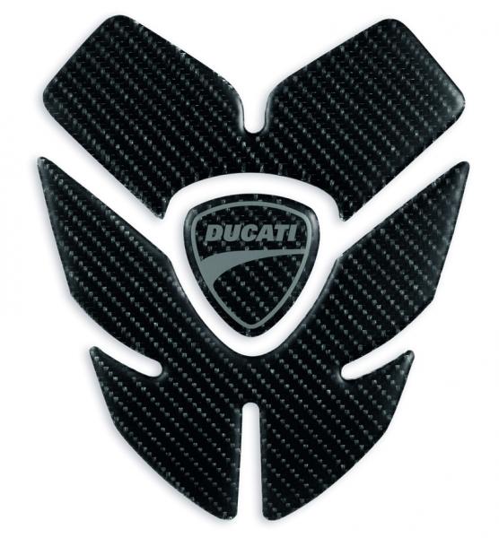 Ducati Original Carbon Aufklebbarer Tankschutz aus Kohlefaser Monster 1200 S / 797 2017