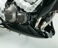 BODYSTYLE Z750 Bj.11 Bugspoiler weiss