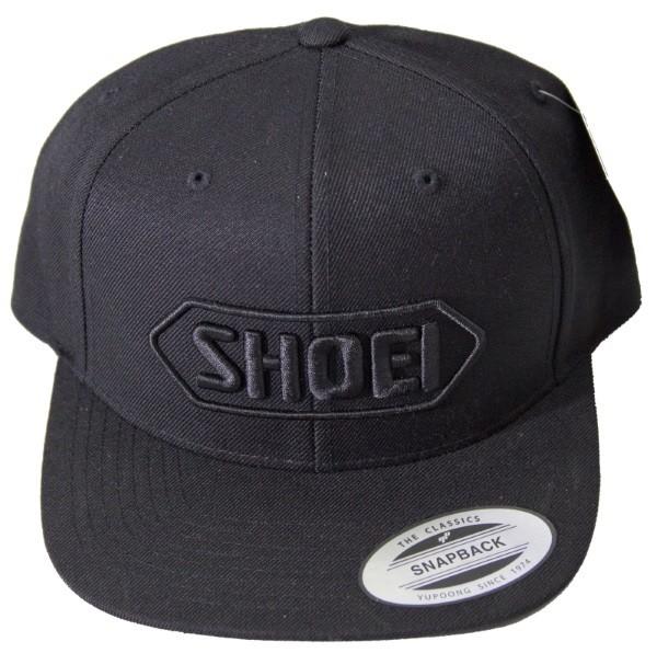 Shoei Basecap black/black