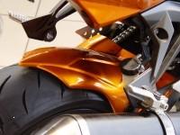 BODYSTYLE Z750 Bj.07 Hinterradabdeckung orange