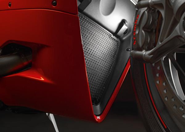 Ducati Original Schutzgitter aus Aluminium für Wasserkühler Panigale 1199 / 899 / 1299 / 959