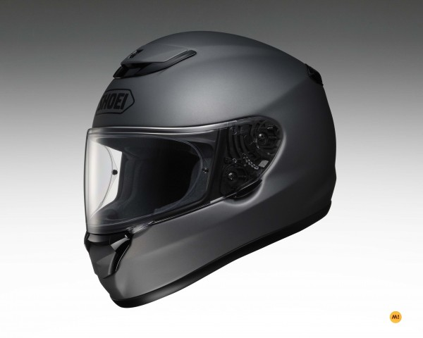 Shoei Qwest matt deep grey Integralhelm