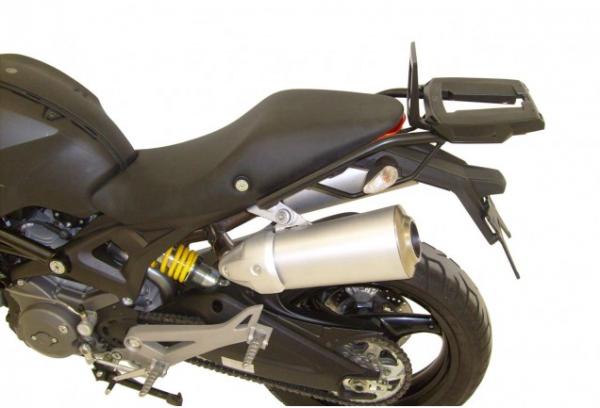 Hepco & Becker Aluracks Ducati Monster 696 / Monster 796 / Monster 1000 / Monster schwarz