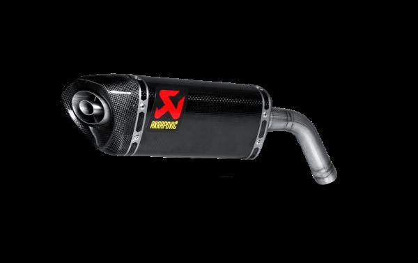 Akrapovic Slip-On Line (Carbon) MSX 125