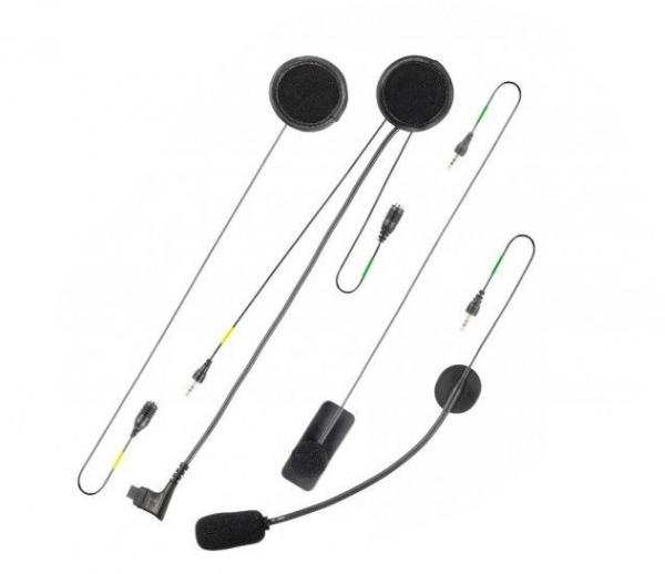Interphone Audio Kit Comfort Doppeltes Mikrofon