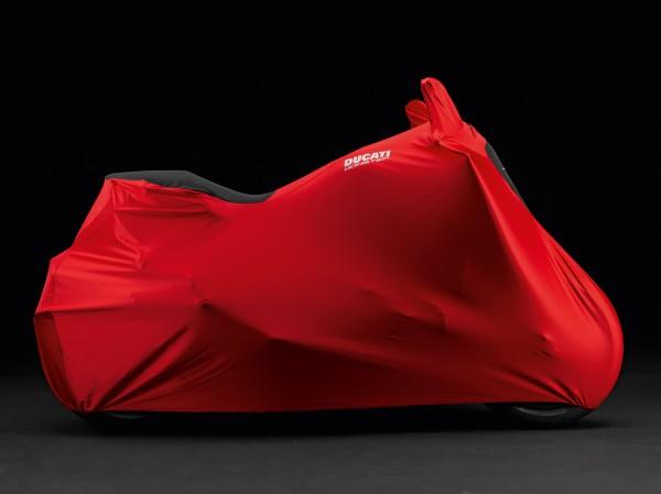 Ducati Original Motorradabdecktuch für Innenbereiche Monster