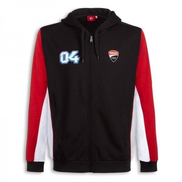 Ducati DOVIZIOSO Kapuzen-Sweatshirt D04 16