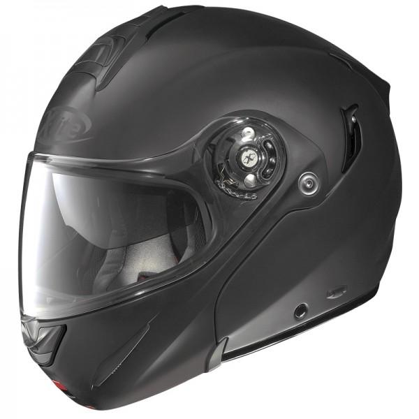 Klapphelm X-1003 Elegance #4 schwarz matt