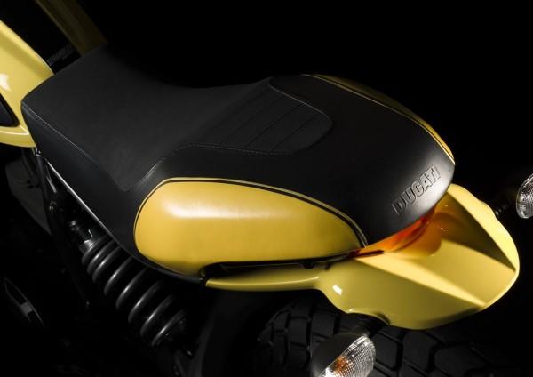 Ducati Original Racing Sitzbank Full Throttle für Scrambler 800