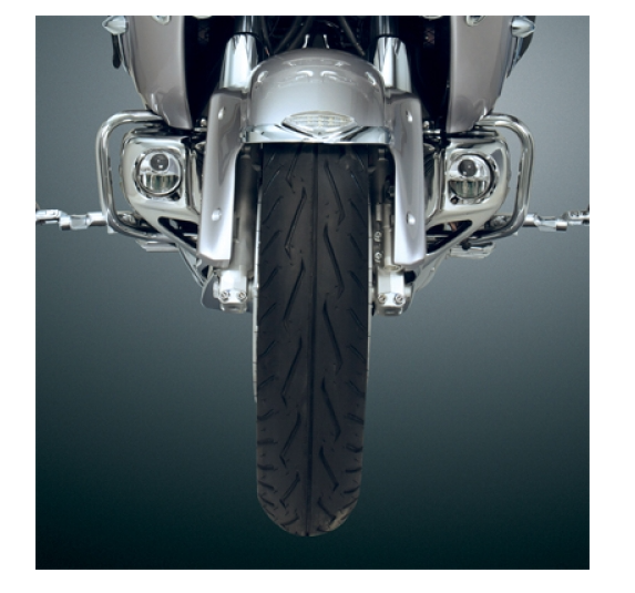 Big Bike Parts LED Nebelscheinwerfer Kit - GL1800 mit Airbag ab Bj.12