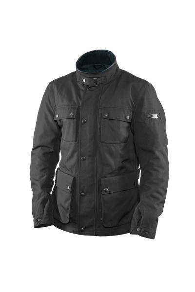 iXS-Herrenjacke London II EVO anthrazit