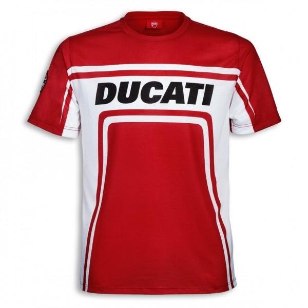 Ducati T-Shirt Corse Track