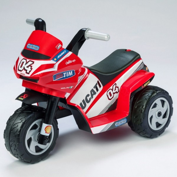 Ducati Elektrisches Mini-Motorrad Ducati 6V
