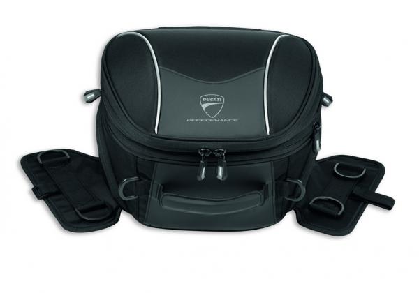 Ducati Original Tasche für Beifahrersitzbank