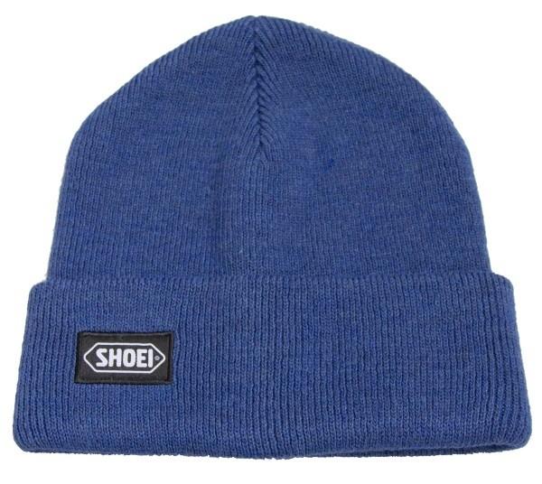 Shoei Beanie blau