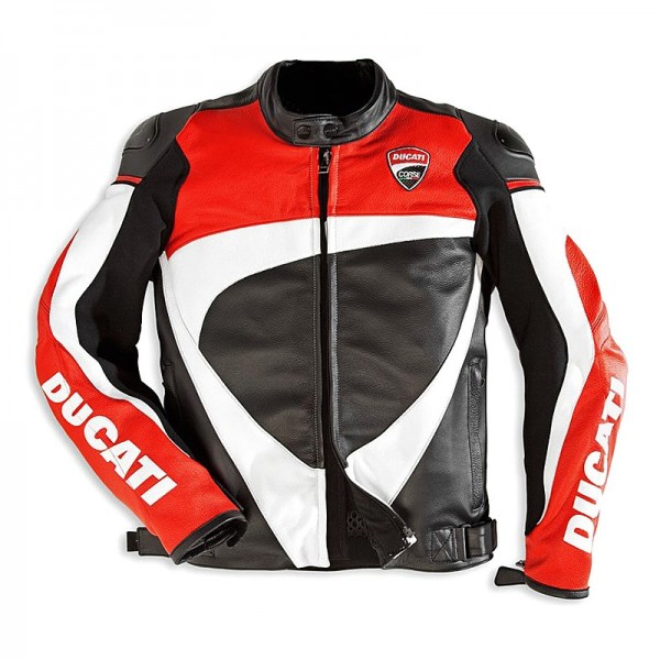 Ducati Corse 12 Lederjacke Gr.58