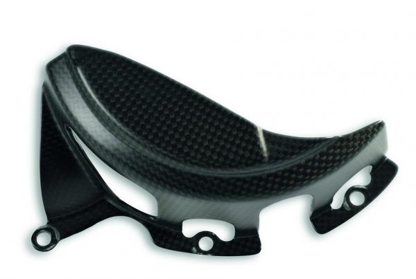 Ducati Original Schutz aus Kohlefaser für Lichtmaschinenabdeckung Panigale