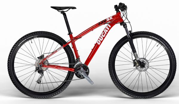 Ducati Mountainbike MTB 320SX 29 Zoll SHIMANO Ducati Red