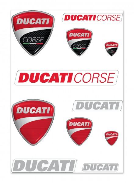 Ducati Aufkleberset