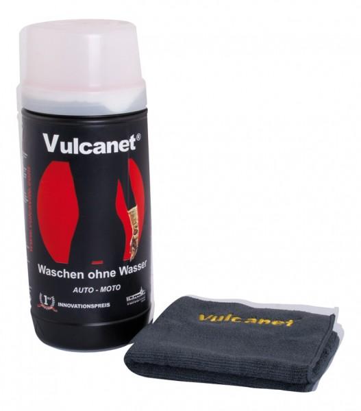 Vulcanet Waschen ohne Wasser