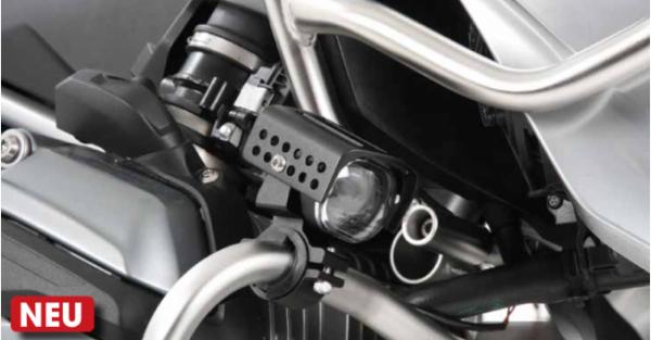Hepco & Becker LED Flooter - Zusatzscheinwerfer (Set)