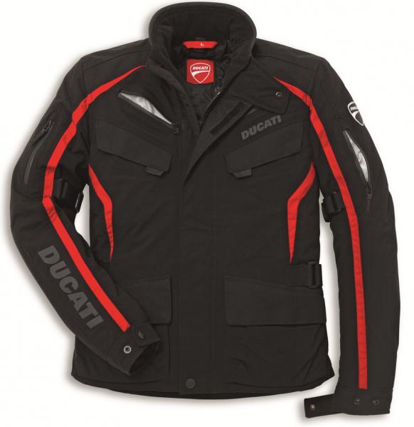 Ducati Tour 14 Textiljacke Herren