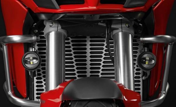 Ducati Original zusätzliche LED-Scheinwerfer für Multistrada 1200 / Enduro