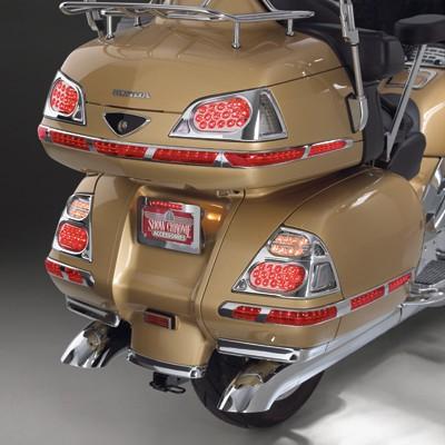 Big Bike Parts LED Rücklichter TOPCASE Honda GL1800 2001-2012