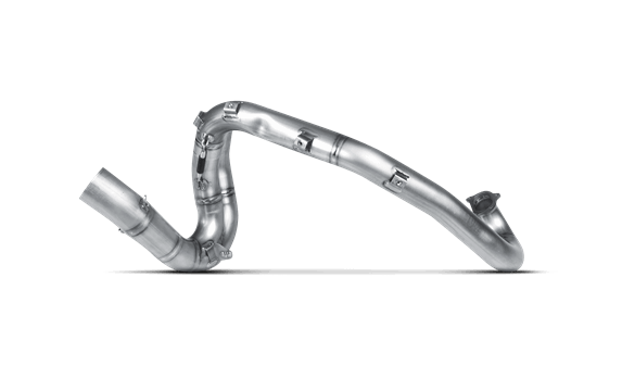 Akrapovic Evolution Header (Titanium) Hypermotard/Hyperstrada