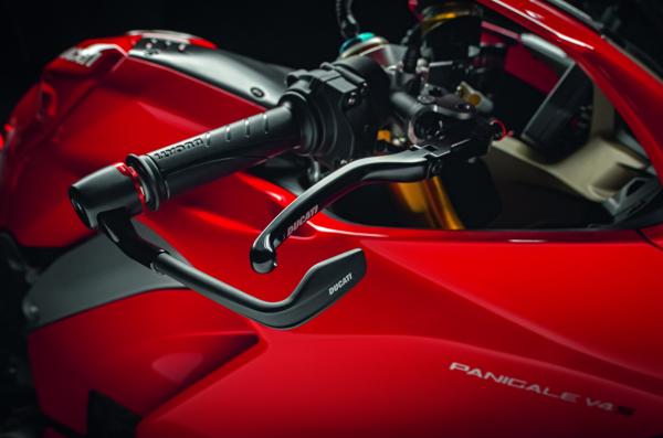 Ducati Bremshebelschutz by Rizoma Panigale V4