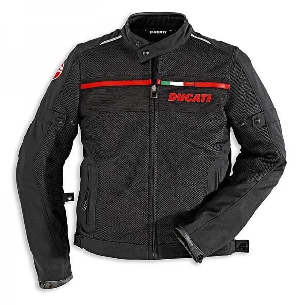 Ducati Flow 12 Textiljacke Gr.56