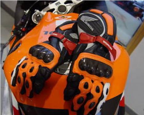 HJC Honda Replica Repsol Handschuhe