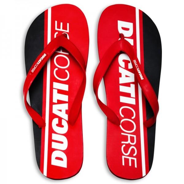 Ducati Corse Flip Flops