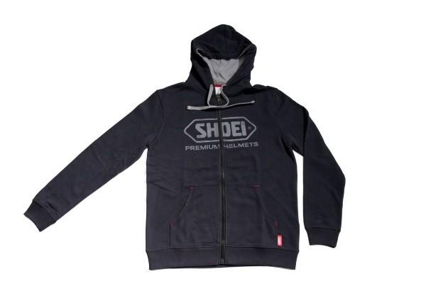Shoei Zip Hoody schwarz in verschiedenen Größen