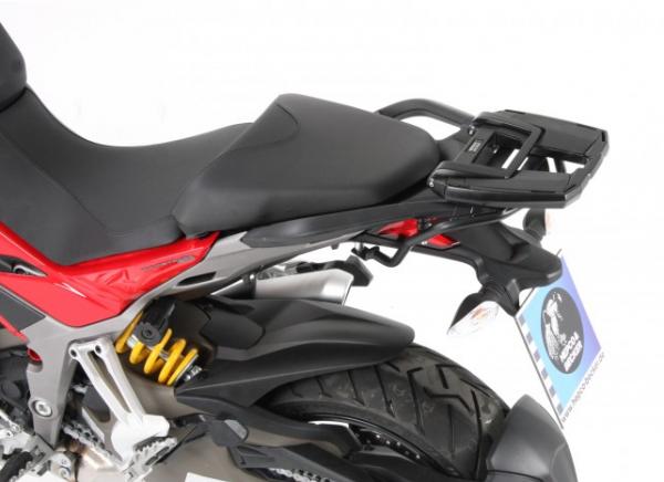Hepco & Becker Easyrack Topcaseträger Ducati Multistrada 1200 / S ab Bj. 2015 schwarz