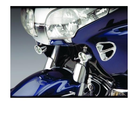 Big Bike Parts Scheinwerfer mini Halogen driving kit 55W GL 1800