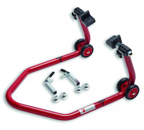 Ducati hinterer Boxenständer Zweiarmschwinge