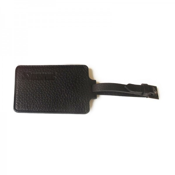Travel Luggage Tag - black