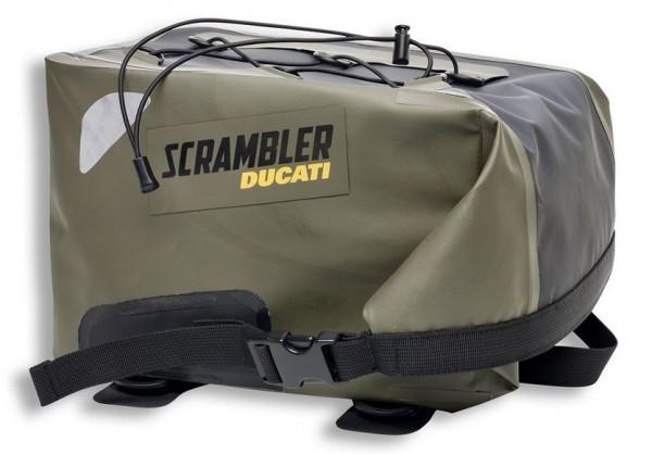 Ducati Original wasserdichte Sitzbanktasche für Scrambler 800