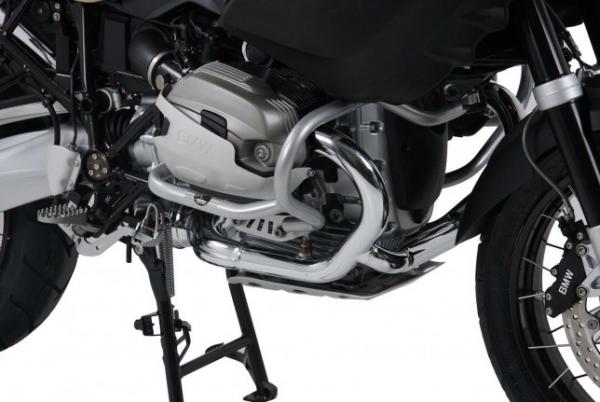 Hepco & Becker Metall Motorschutzbügel BMW R 1200 GS silber