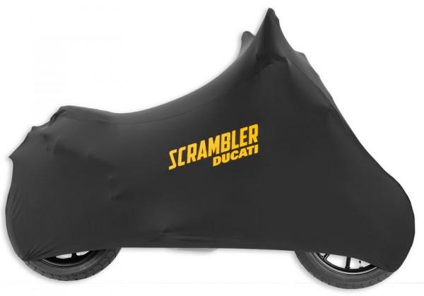 Ducati Original Motorradabdecktuch Indoor für Scrambler 800