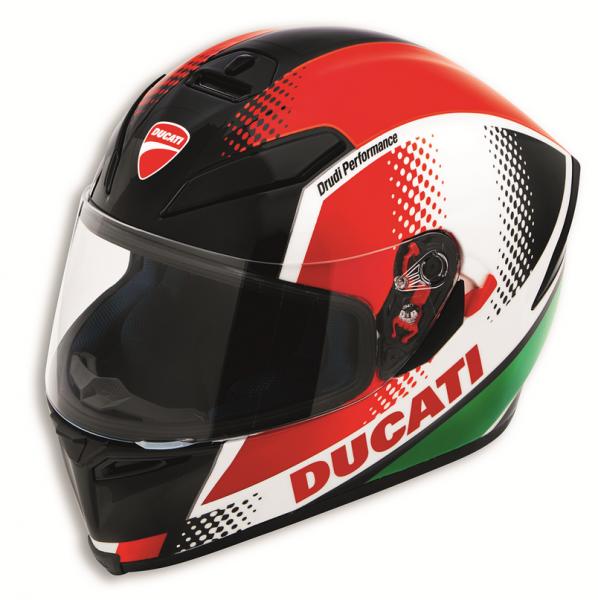 Ducati INTEGRALHELM PEAK V3 ECE