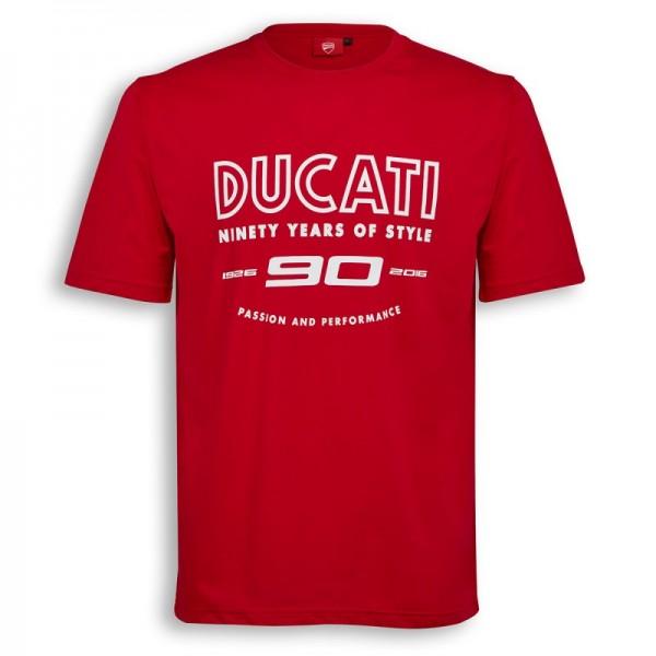 Ducati T-Shirt 90th Anniversary
